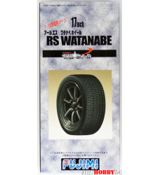 RS Watanabe Wheel & Tire Set 17 inch