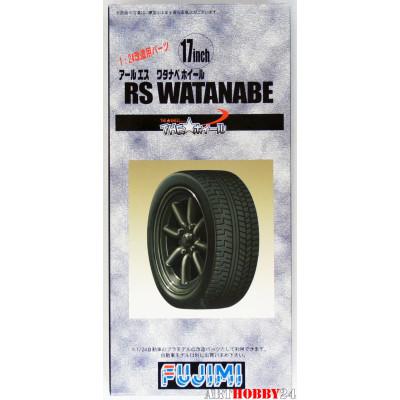 RS Watanabe Wheel & Tire Set 17 inch