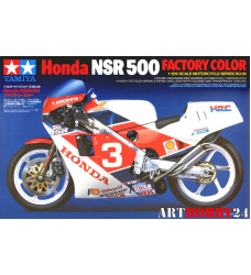 14099 Honda NSR500 Factory Color