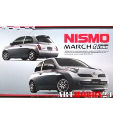 Nissan March Nismo S-tune