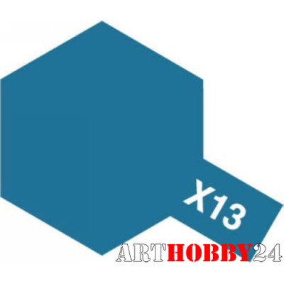 80013 Х-13 Metallic Blue (Синий металлик)