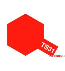 85031 TS-31 Bright Orange (Ярко оранжевая) краска спрей