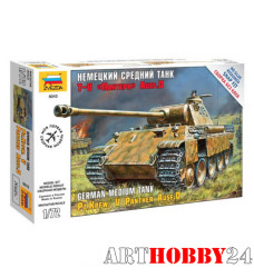 "5010 Немецкий средний танк T-V ""Пантера""  Ausf. D"