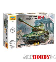 5011 Советский тяжёлый танк ИС-2
