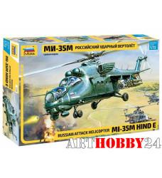"""7276 Российский ударный вертолет """"Ми-35М"""""""