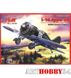 72073 И-16 тип 28