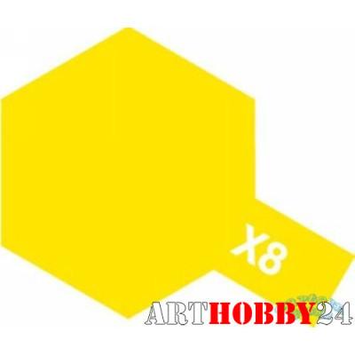80008 Х-8 Lemon Yellow (Лимон-желтая)