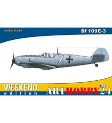 3402 Bf 109E-3
