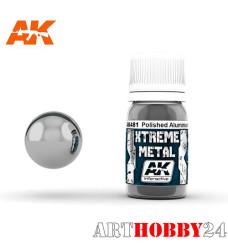 AK-481 Xtreme Metal Polished Aluminium