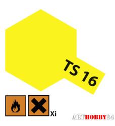 85016 TS-16 Yellow (Желтая) краска-спрей в бал. 100 мл.