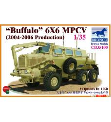 CB35100 Buffalo 6×6 MPCV