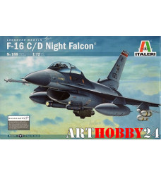 0188  F-16 C/D Night Falcon