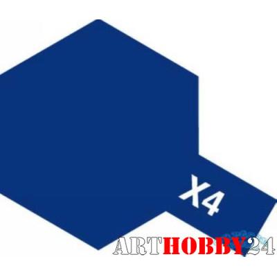 80004 Х-4 Blue (Синяя)