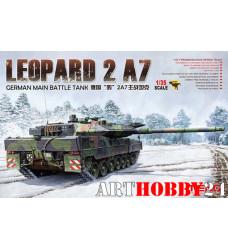 GERMAN MAIN BATTLE TANK LEOPARD 2 A7