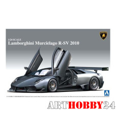 00710 Lamborghini Murcielago R-SV 2010