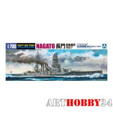 04511 I.J.N. Battle Ship Nagato 1927