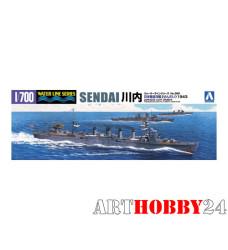 04008 I.J.N. Light Cruiser Sendai (1943)