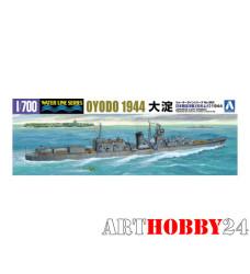 04540 I.J.N. Light Cruiser Oyodo1944