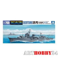 02464 I.J.N. Destroyer Suzutsuki