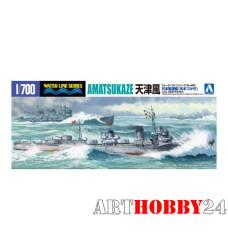 01137 Japanese Navy Destroyer Amatsukaze