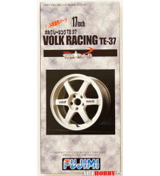 Volk Racing TE-37 Wheel & Tire Set 17 inch