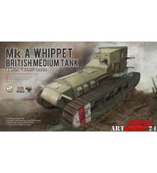 British Medium Tank Mk.A Whippet