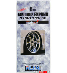 Fabulous Expand Wheel & Tire Set 18 inch