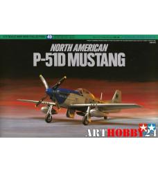 60749 P-51D Mustang North American