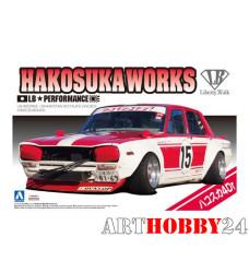 05126 Shakotan Koyaji's Choice Hakosuka 4Dr.