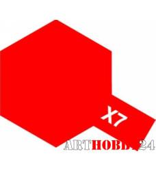 81507 Х-7 Red (Красная)