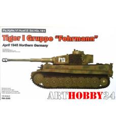 "RM-5005 Tiger I Gruppe ""Fehrmann"""