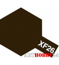 80326 XF-26 Deep Green (Насыщенная зеленая)