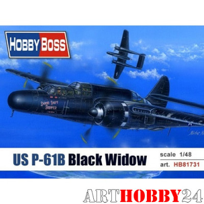 81731 P-61B Black Widow