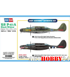 87261 P-61A Black Widow