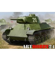 83827 T-50 Infantry Tank  (1:35)