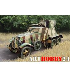 83839 Soviet BA-6 Amor Car