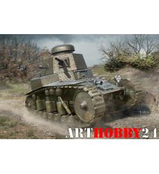 83873 Soviet light tank T18 Mod.1927