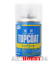 B-501 Topcoat Gloss Spray  86мл