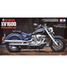 14080 Yamaha XV1600 Road Star