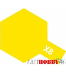 81508 Х-8 Lemon Yellow (Лимон-желтая)