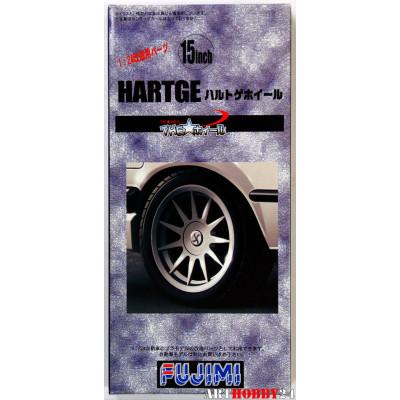 Hartge Wheel & Tire Set 15 inch