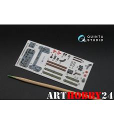 QD48005 3D Декаль интерьера кабины Ла-5