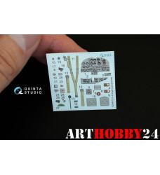 QD48072 3D Декаль интерьера кабины Ил-2