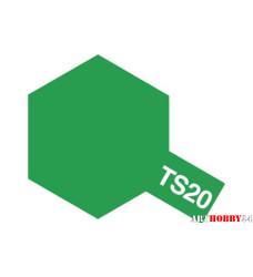 85020 TS-20 Metallic Green (Зеленая металлик) спр.100мл.